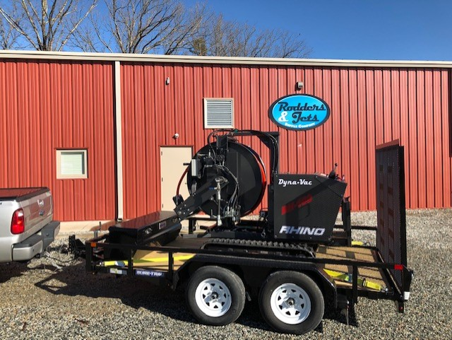 truck and trailer mounted rodders, truck mounted sewer jetters, Trailer jet, Sewer camera,